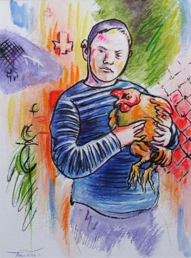Titus & sa poule