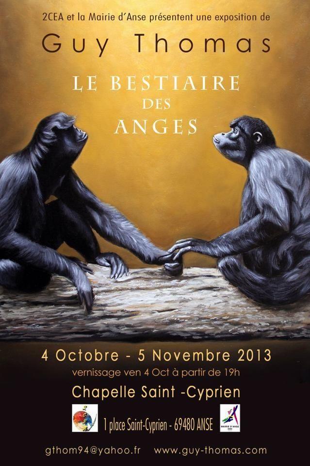 LE BESTIAIRE DES ANGES 2013.10