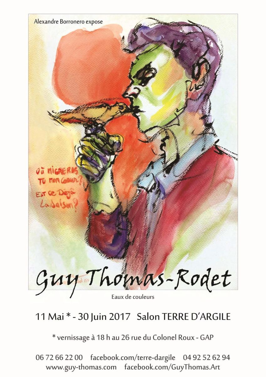 Guy Thomas-Rodet ©2017